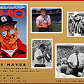 Woody Hayes Legen Five Panel by John Farr