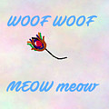 Woof Woof Meow Meow by Jacqueline Smith