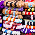 Wool Socks by Tom Gowanlock