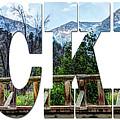 Word Art...the Rockies by Deborah Klubertanz
