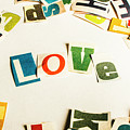 Word Of Love by Jorgo Photography - Wall Art Gallery