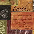 Words To Live By Faith by Debbie DeWitt