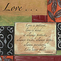Words To Live By Love by Debbie DeWitt