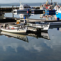 Working Boats by Chris Day