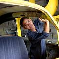 Working Like A Beetle by Jez C Self