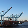 Working The Port Of New Orleans by Robert Smith