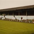 Workington - Borough Park - Main Stand 2 - 1970s by Legendary Football Grounds