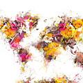 World Map 2033 by Justyna JBJart
