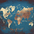 World Map 2065 by Justyna JBJart