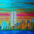 World Trade Center by John Cunnane