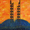 World Trade Towers  by Troy Thomas