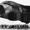 World War I: Airship by Granger