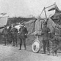 World War I: Aviators, 1914 by Granger