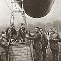 World War I: Balloon by Granger