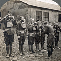 World War I: Gas Masks by Granger