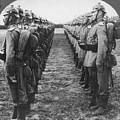 World War I: German Troop by Granger