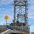 World War I Memorial Bridge Portsmouth Nh by Nancy De Flon