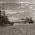 World War I: Naval Fleet by Granger