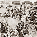 World War I: Plane Repair by Granger