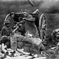 World War I: U.s. Artillery by Granger