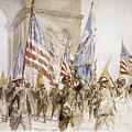 World War I: Victory Parade by Granger