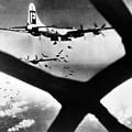 World War II B-29 1945 by Granger