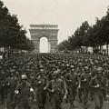 World War II. The Liberation Of Paris by Everett