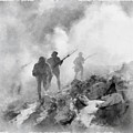 World War Two Battle By John Springfield by John Springfield