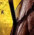 World War Two North American B-25 by Bob Orsillo