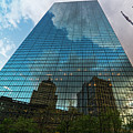 World's Largest Canvas John Hancock Tower Boston Ma by Toby McGuire
