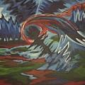Wormhole by Gerald Deering