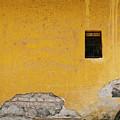 Worn Wall by Rae Tucker