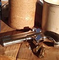 Would You Like A Little Pistol With Your Coffee by Cindy New