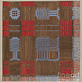 Woven Coverlet by Dorothy Posten