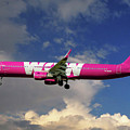 Wow Air Airbus A321-211 by Smart Aviation