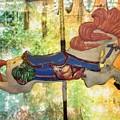 Wow Carousel Horse by Patty Vicknair