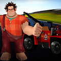 Wreck-it Ralph by Dorothy Binder