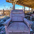 Wreckcliner 2 by Peter Tellone