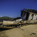 Wrecked On A Sand Bar by Garry Gay