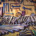 Wrenches Galore by Debra and Dave Vanderlaan