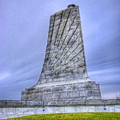 Wright Brothers Memorial by E R Smith