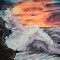 Wrightsville Beach North Carolina by Margaret G Calenda