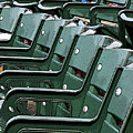 Wrigley Abstract by Joanne Coyle
