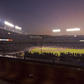 Wrigley Field At Dusk 2 by Sven Brogren