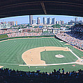 Wrigley Field, Chicago, Cubs V by Panoramic Images