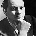 Writer Thomas Wolfe by Underwood Archives