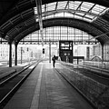 Wroclaw Central Railways Station by Dubi Roman