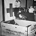 Ww II: Red Cross, C1942-43 by Granger