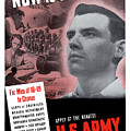 Ww2 Army Recruiting Poster by War Is Hell Store