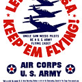 US Army Air Corps - WW2 by War Is Hell Store